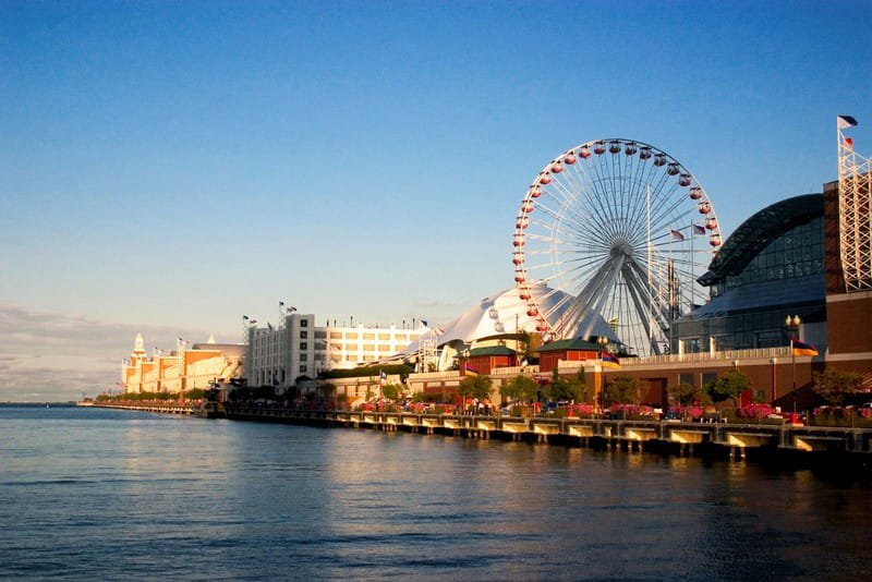 Strolling Streeterville: 4 Things You Need to See on Navy Pier