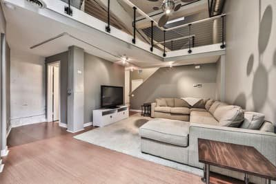 Loft Style Townhouse