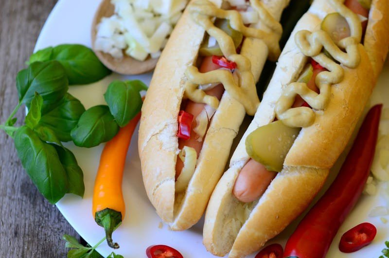 The Definitive Guide to the Top 5 Chicago-Style Hot Dogs