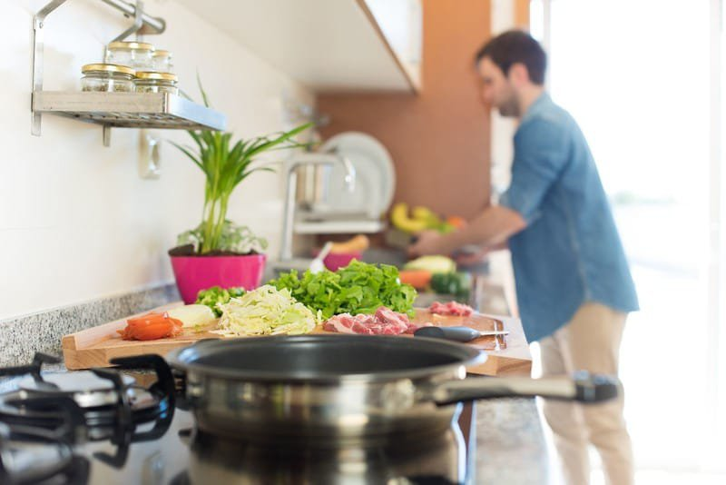 5 Tips and Tricks for Home Cooking During Your Extended Stay