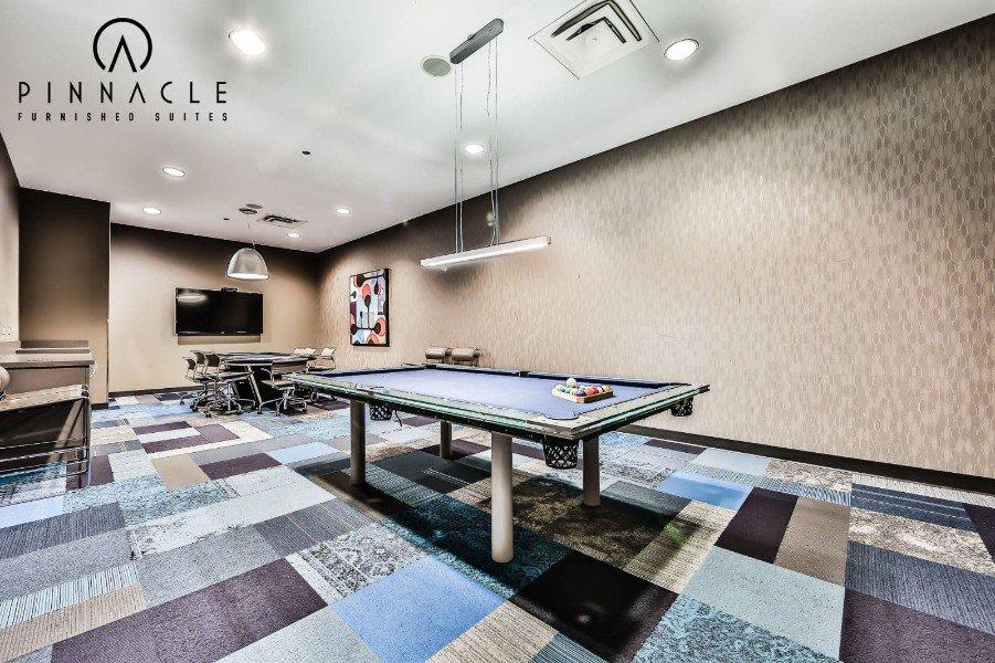 Chicago Corporate Housing Aqua Convertible