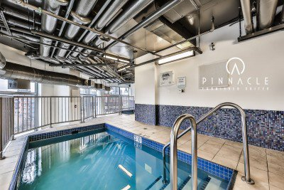 Fully Furnished Apartments At Left Bank K Station In Fulton River District Chicago Il
